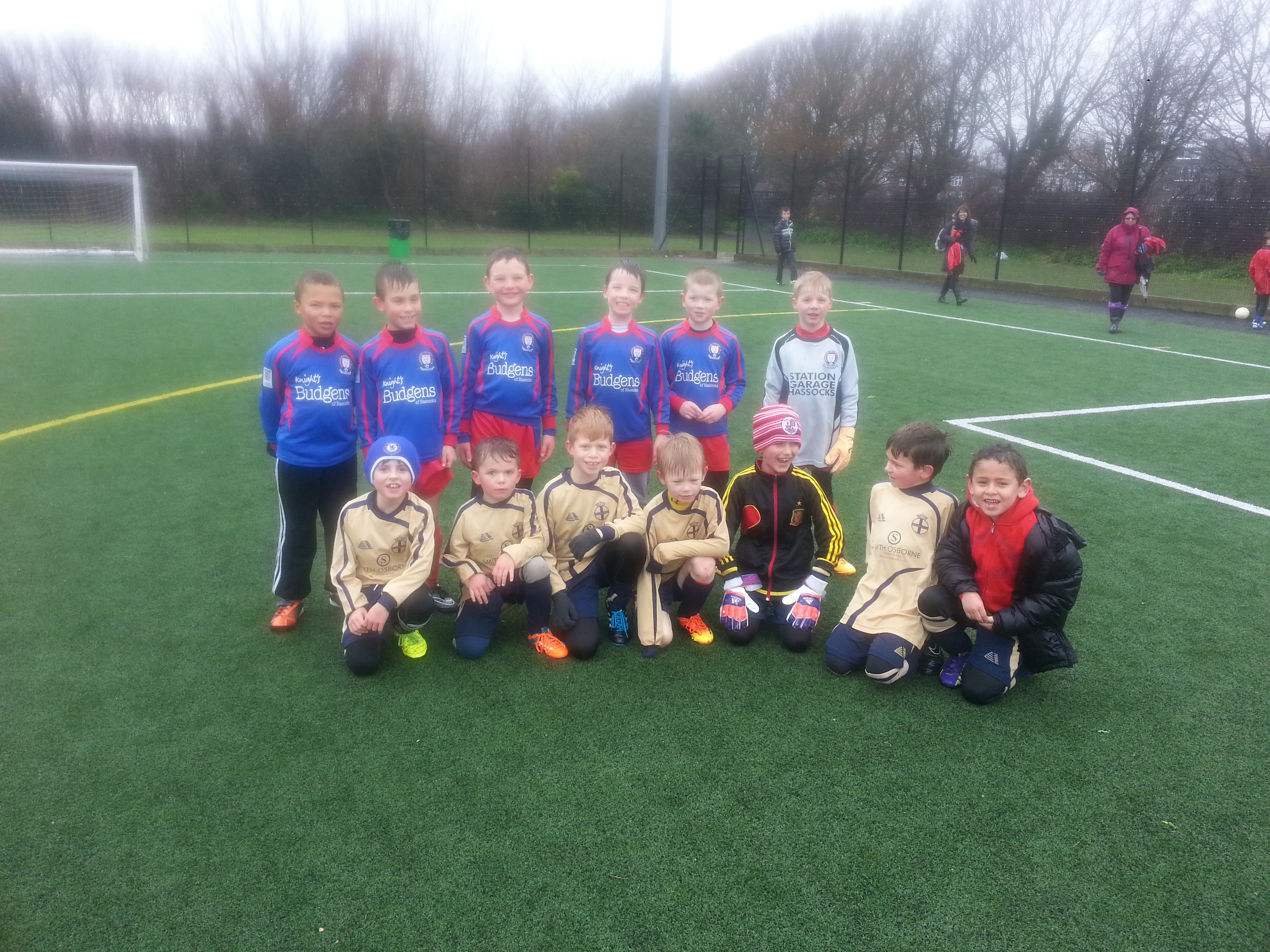 Football Clubs: Hassocks Junior Football Club