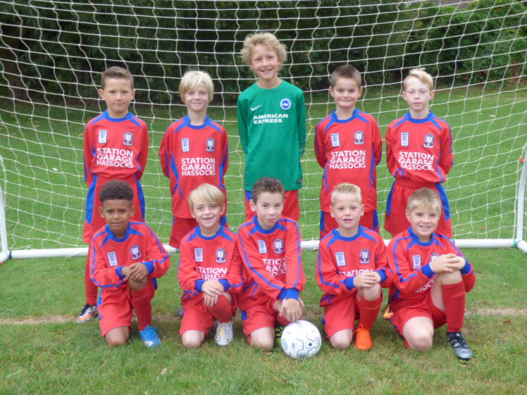 'U9 Hawks' in Hassocks & Keymer Talkabout