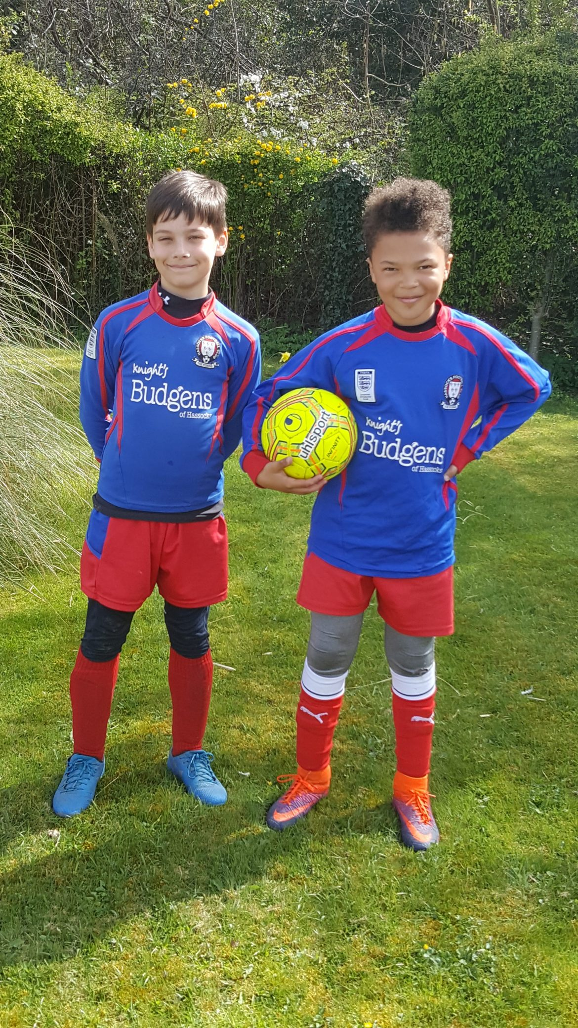 Hassocks U10's Hawks through to semi-final of the HDYFL Cup