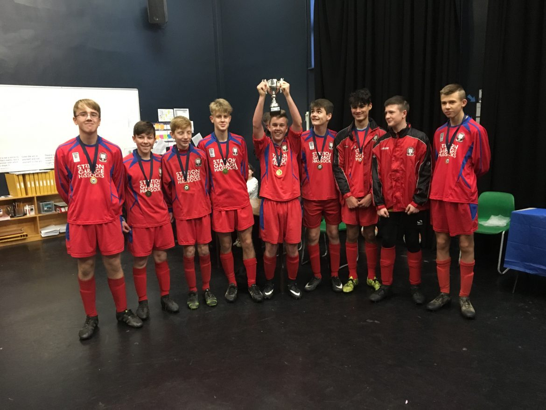 HJFC U15 Eagles win MSYMFL 3G Tournament