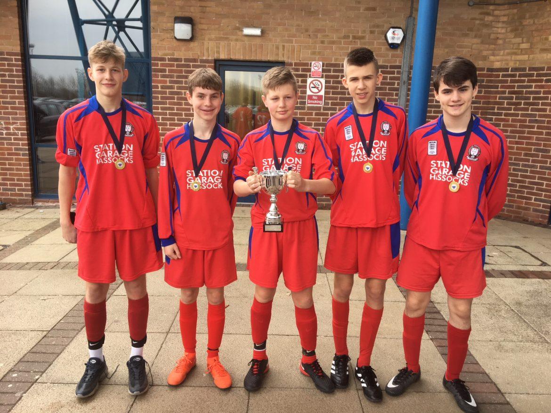 HJFC U15 Eagles – MSYMFL U15 Futsal Winners