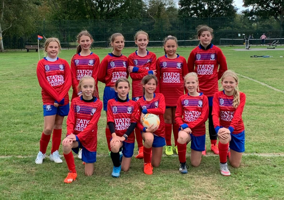 Hassocks Junior FC under 12/Under 13's next season are looking for a Goalkeeper